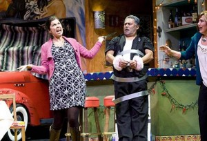 Sunsets and Margaritas, Theaterworks - Photos by Mike Kitaoka