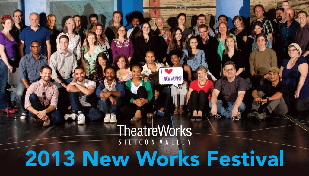 New Works Festival Theaterworks!