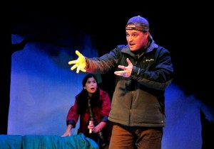Mr Burns A Post Electric Play,Capital Stage